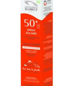 Alga Maris Bio-Sonnenschutz Spray LSF50+ Familienpaket 150ml Pack